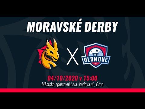 ROZHOVORY: K1 Florbal Židenice vs. FBS Olomouc 2:5